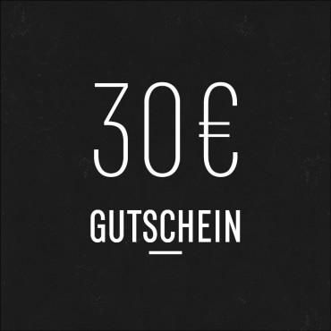 EUR 30,-