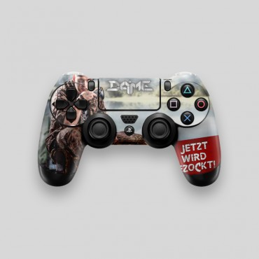 PS4-Controllerskin
