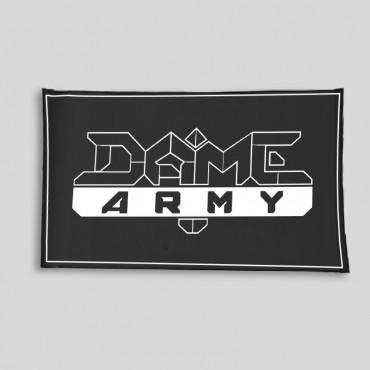 Dame Army Fahne