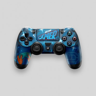 PS4-Controllerskin WSG