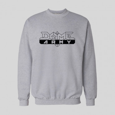 Pullover Dame Army
